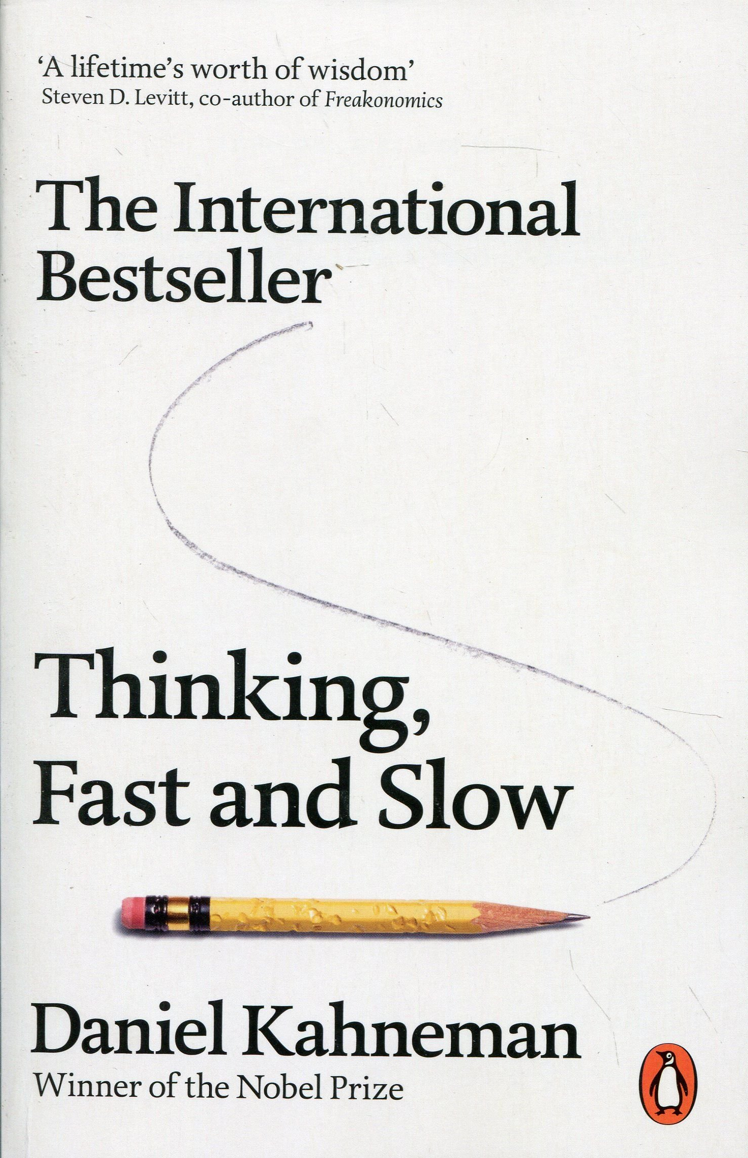 Thinking, Fast and Slow: Amazon.de: Daniel Kahneman: Fremdsprachige Bücher