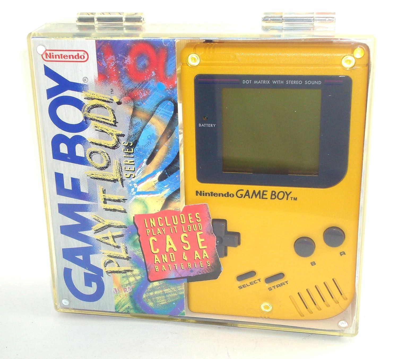 Play It Loud Nintendo Game Boy Yellow