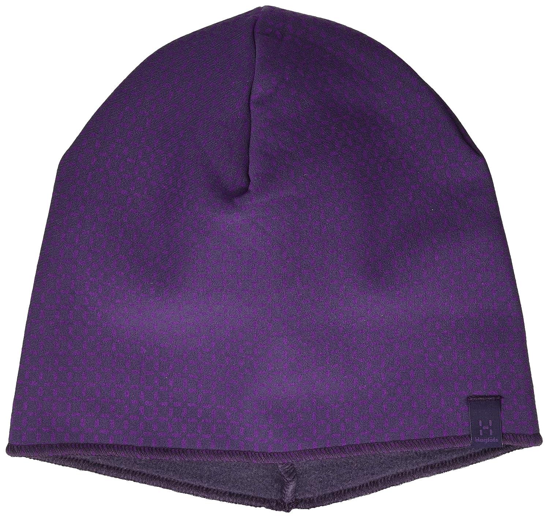 a676be59ff239 Hats   Headwear Haglofs Mens Fanatic Print Cap Purple Sports Outdoors Warm  Breathable