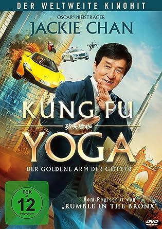 Kung Fu Yoga - Der goldene Arm der Götter Alemania DVD ...