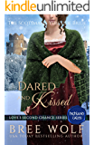 Dared & Kissed: The Scotsman's Yuletide Bride (A Highland Christmas Romance) (Love's Second Chance: Highland Tales Book…