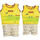 4e828657d98f9 Amazon.com: Fisher-Price Girls Swimming Float Vest Suit (Suitable ...