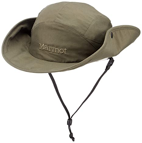 Image Unavailable. Image not available for. Color  Marmot Simpson Sun Hat - Men s  Crocodile ... ed757af72bfb