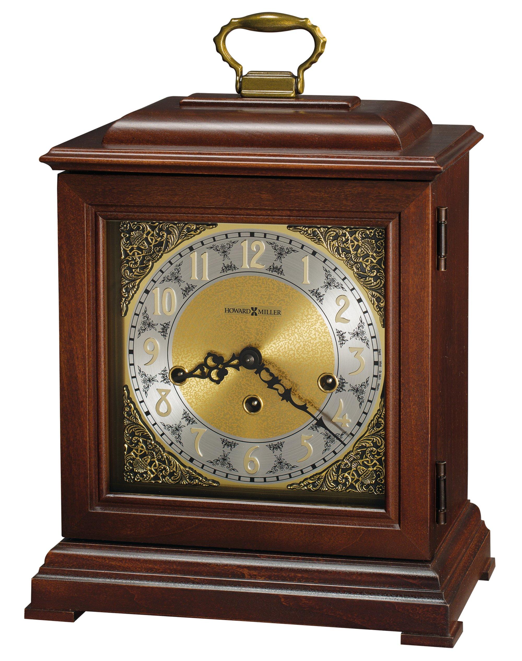 Howard Miller 612-429 Samuel Watson Mantel Clock by Howard Miller