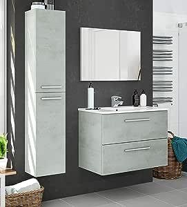 Miroytengo Pack Muebles baño Plutón diseño Moderno (Mueble Baño+ ...