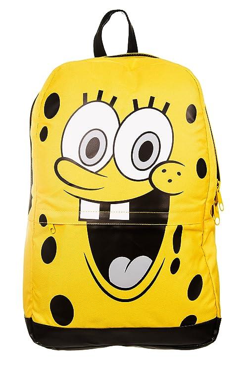Bob esponja mochila