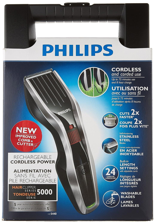 philips hårtrimmer hc5440