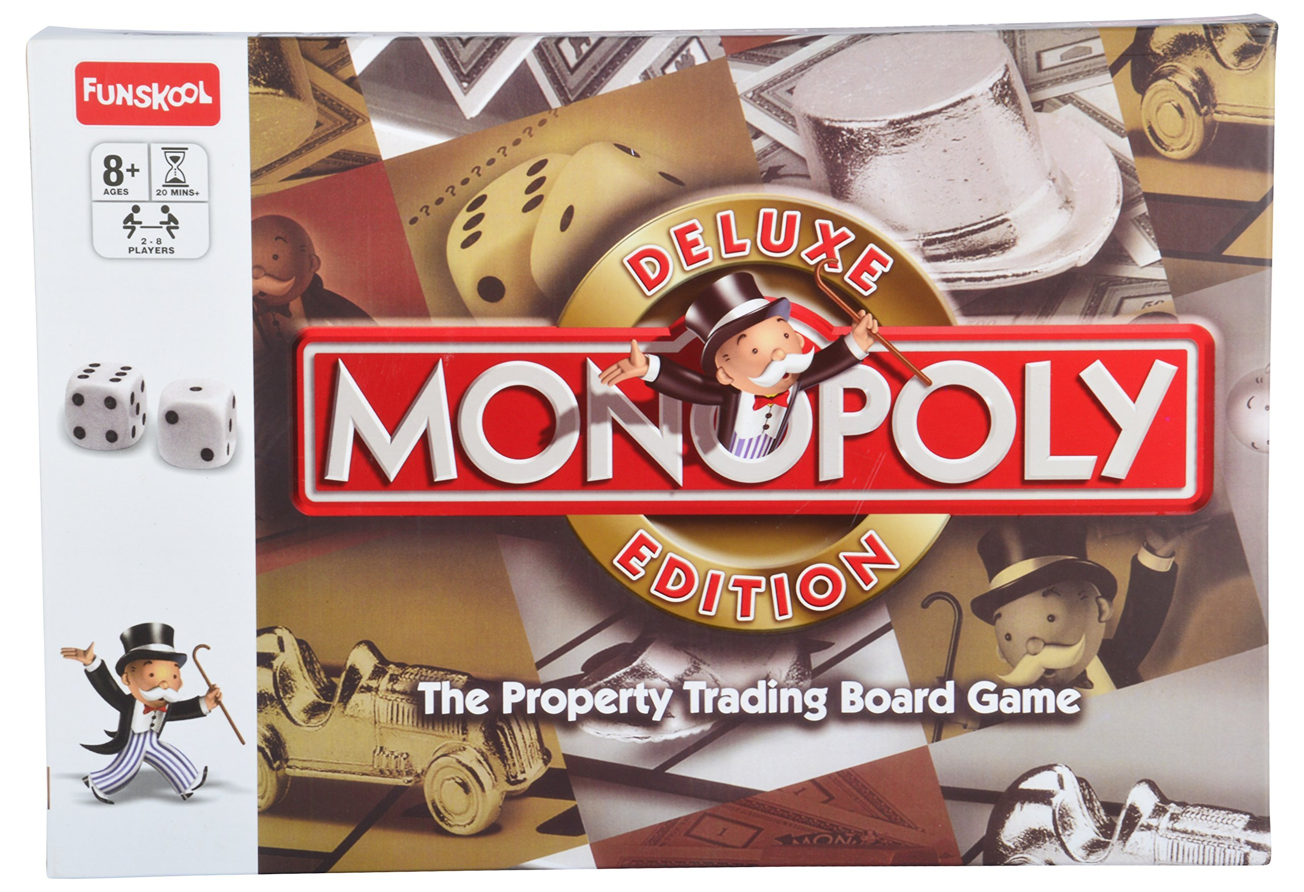 Funskool Monopoly Deluxe product image