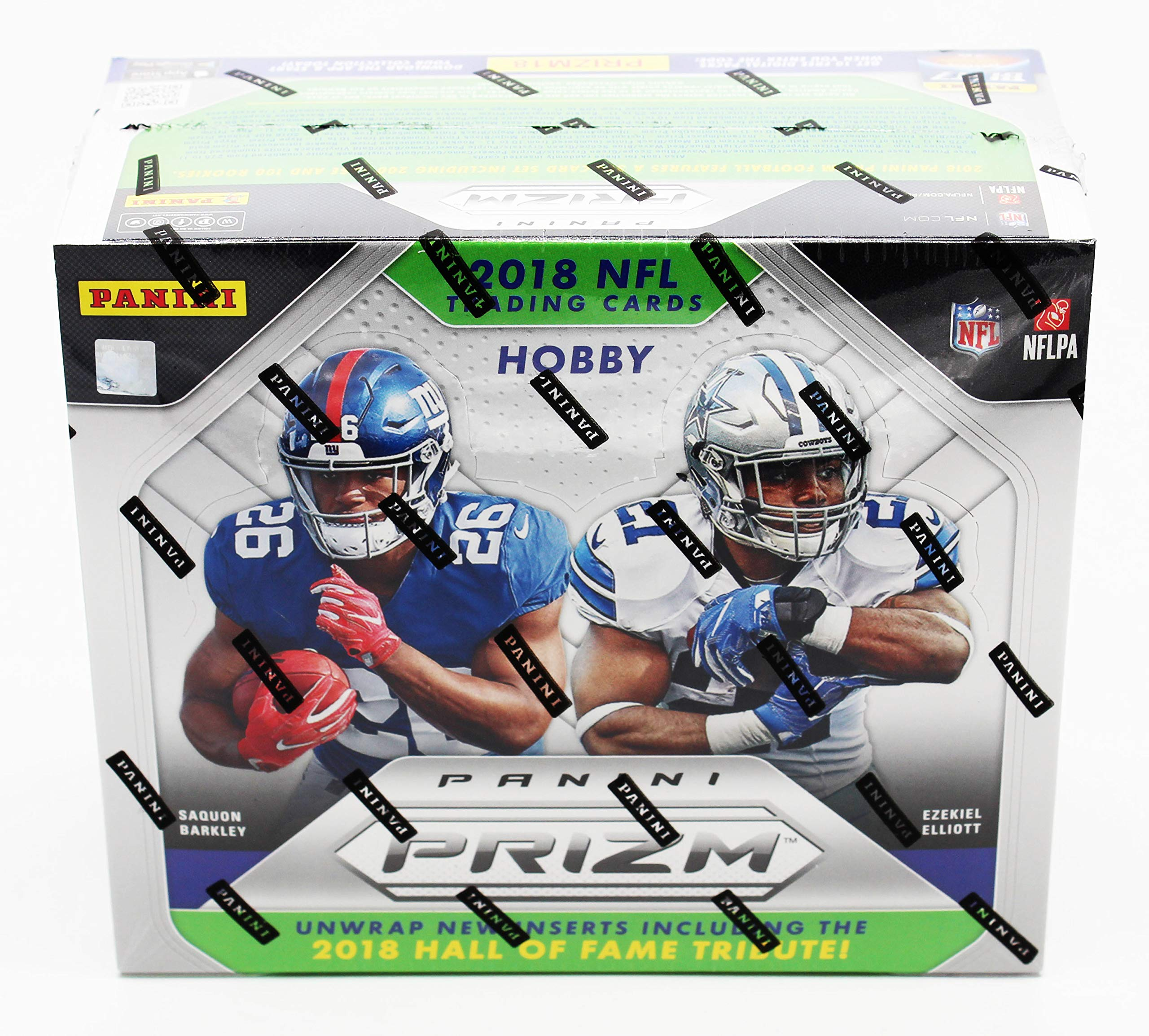 2018 Panini Prizm NFL Football HOBBY box (12 pk)