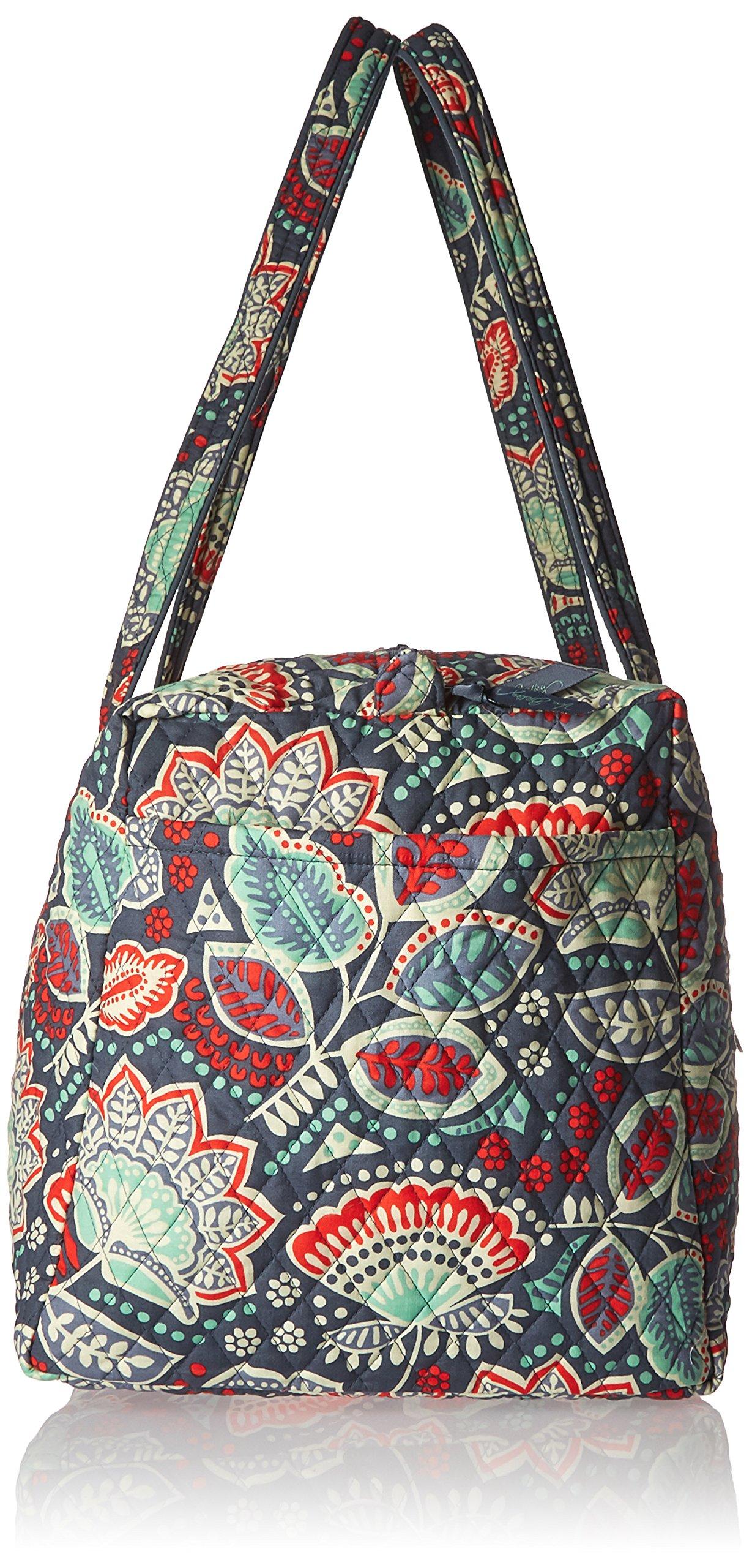 Vera Bradley Luggage Women's Large Duffel Nomadic Floral Duffel Bag by Vera Bradley (Image #3)