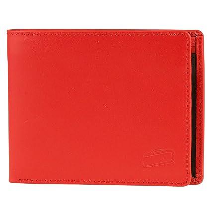 soonapie - Cartera de Piel Fina con protección RFID, Color ...