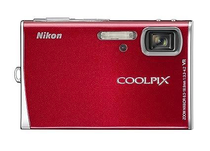 amazon com nikon coolpix s50 7 2mp digital camera with 3x optical rh amazon com Nikon Coolpix S3000 Instruction Manual Nikon Coolpix L810 Manual