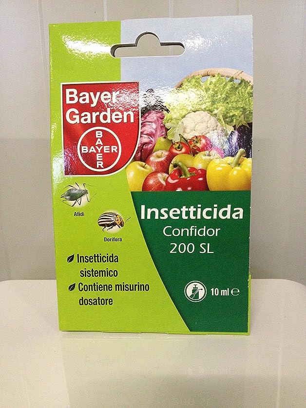 2 opinioni per Insetticida Bayer Confidor 200 SL 10 ml