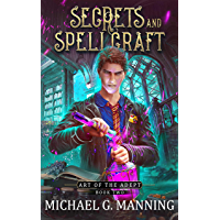 Secrets and Spellcraft (Art of the Adept Book 2) (English Edition)