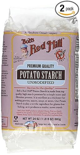 bobs red mill gluten free unmodified potato starch
