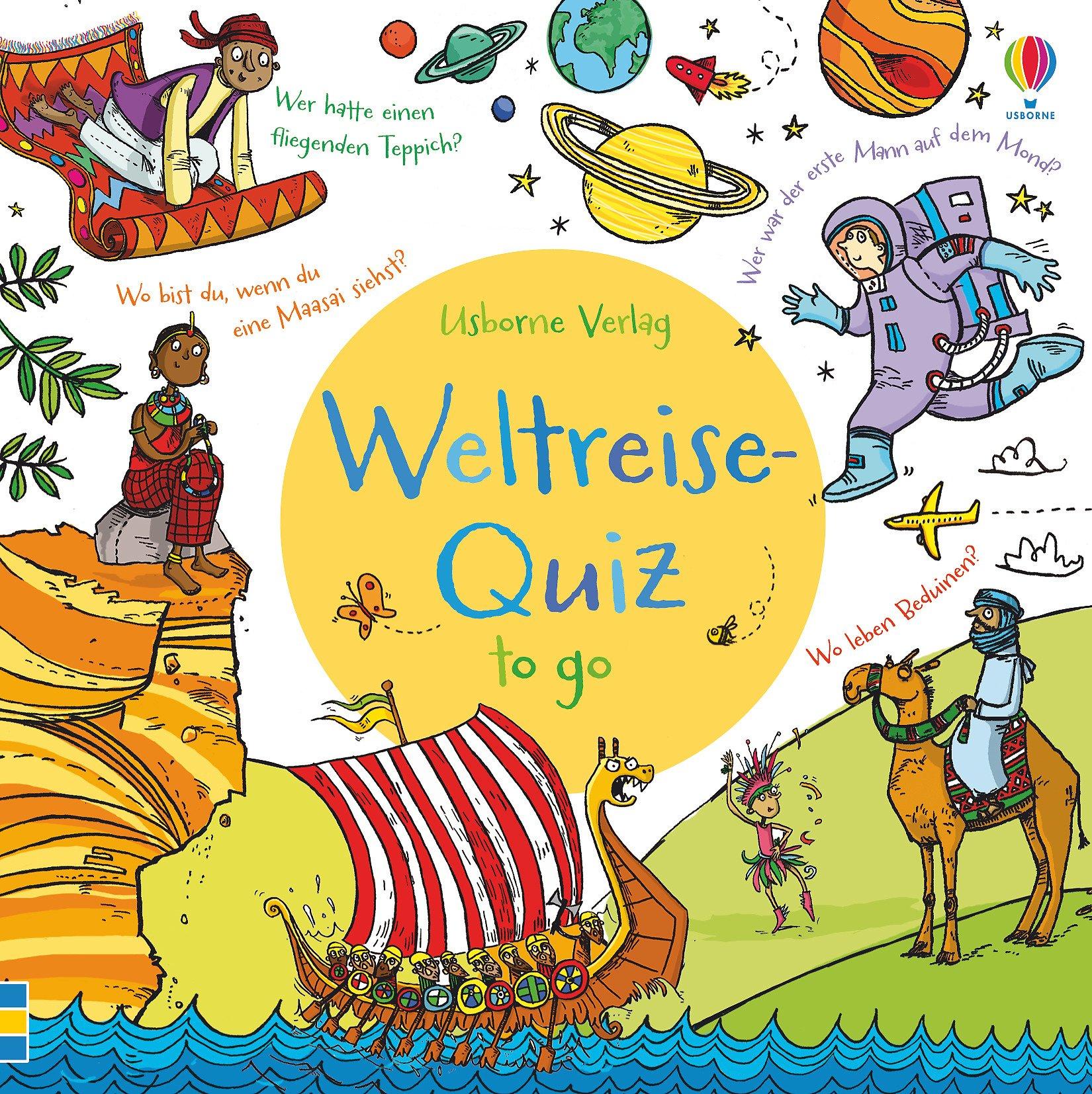 Weltreise-Quiz to go
