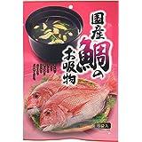 コスモ食品 みなり 国産鯛のお吸物 6P 20.4g