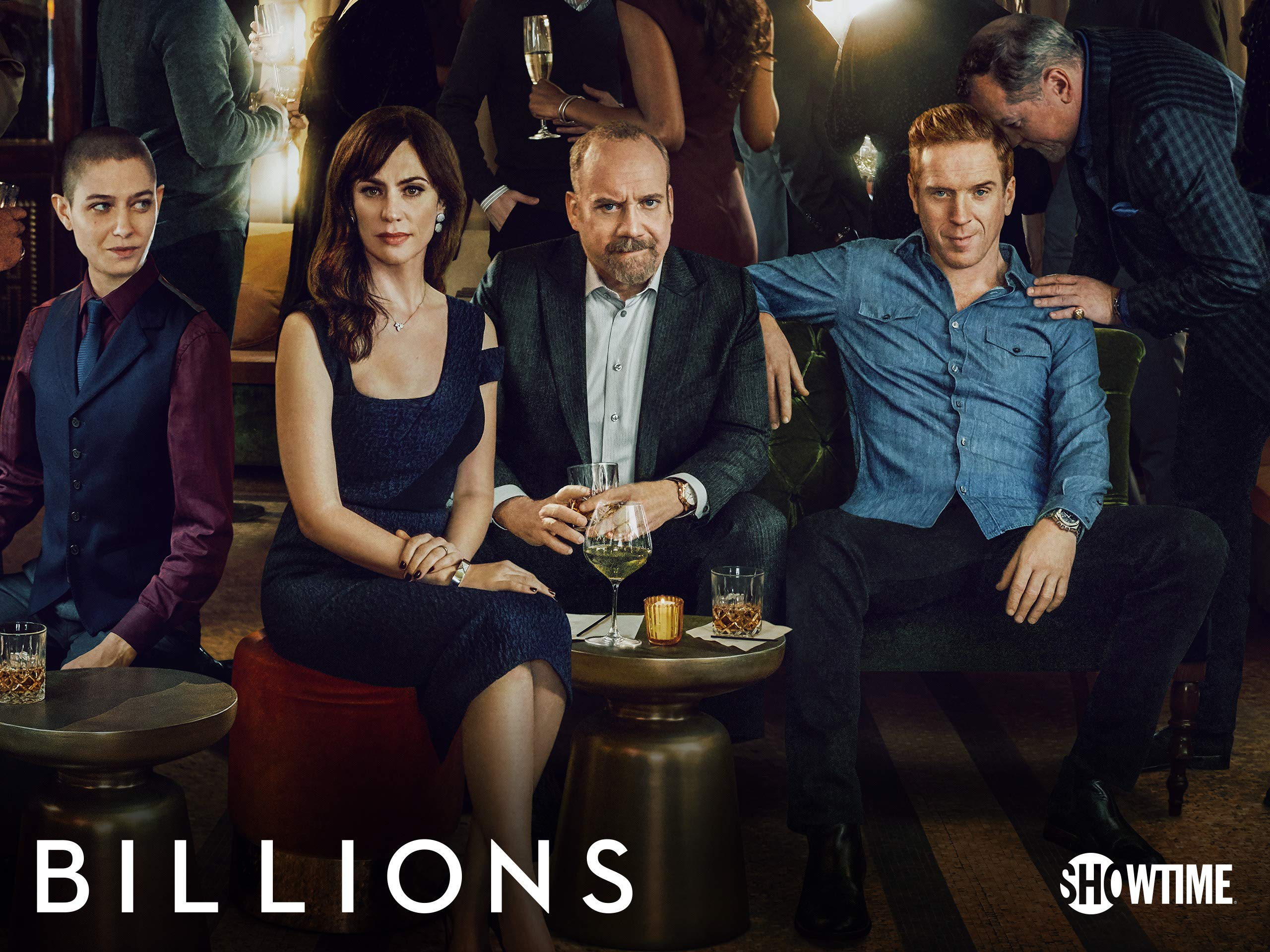 Watch Billions Season 3 Prime Video