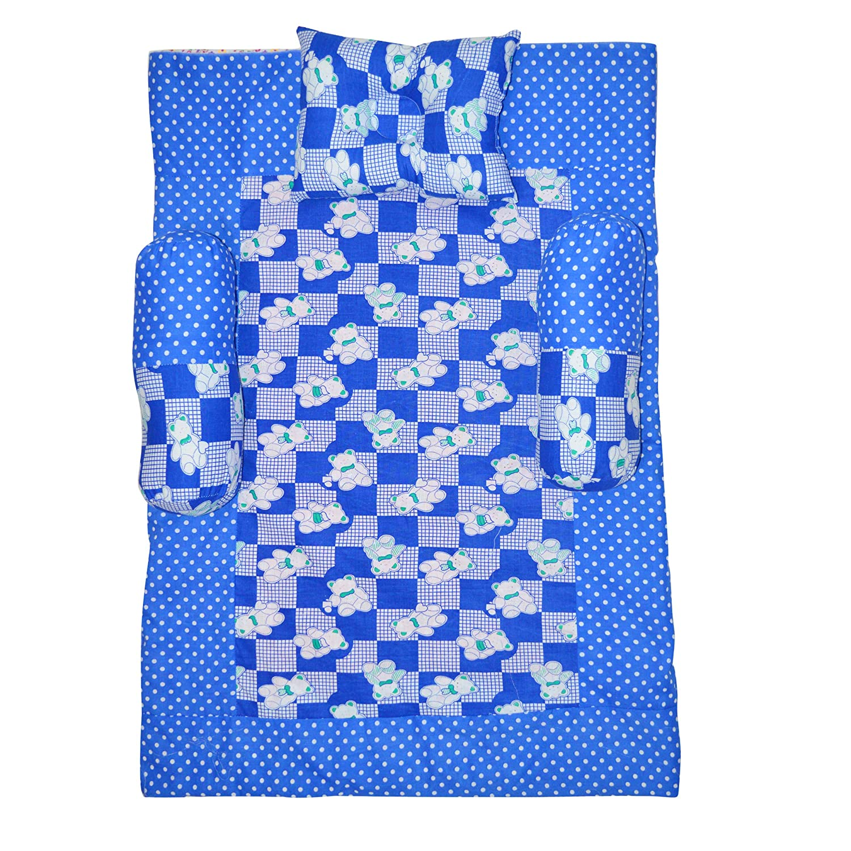 Creative Textiles New Born Baby Bedding Set with Mattresses,