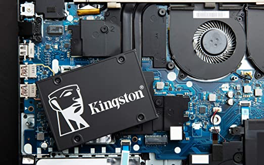 Kingston KC600 SSD SKC600/256G - Disco Duro sólido Interno 2.5 ...