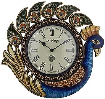Buy Swagger Decorative wall clock Vintage Clock Rajasthani