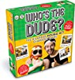 Goliath IG40640 Who's The Dude?  The Hilarious Double Act Charade Game