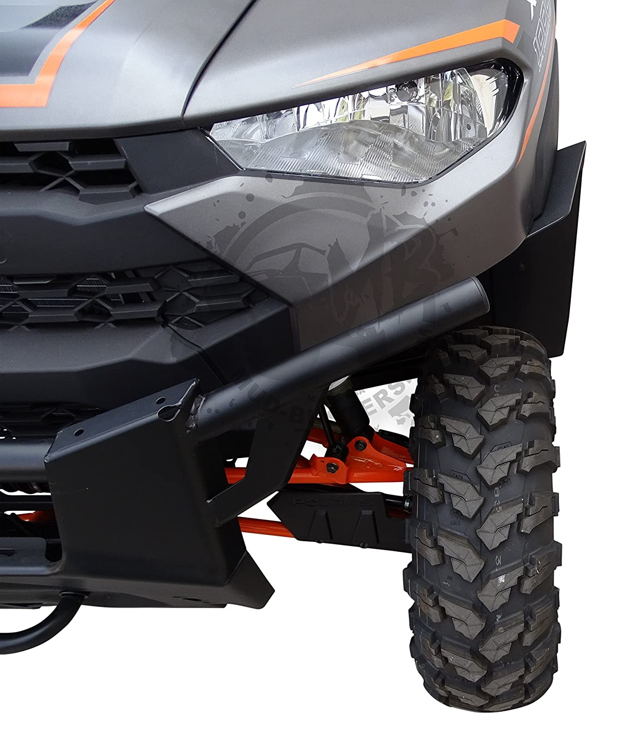 MudBusters fender flares mud flaps for the 2018 Polaris Ranger XP-1000