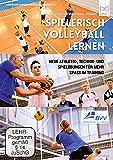 Spielerisch Volleyball lernen - Neue Athletik-, Technik- und Spielübungen für mehr Spaß im Training