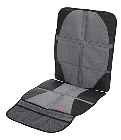No Creases! DIONO Seat Guard Protects Seat Cushioning from IsoFix Base Use