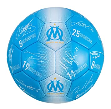 Olympique de Marseille - Balón de fútbol (talla 5), diseño de ...