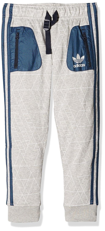 adidas Pantalones de Entrenamiento Chico, niño, Tech, Medium Grey ...