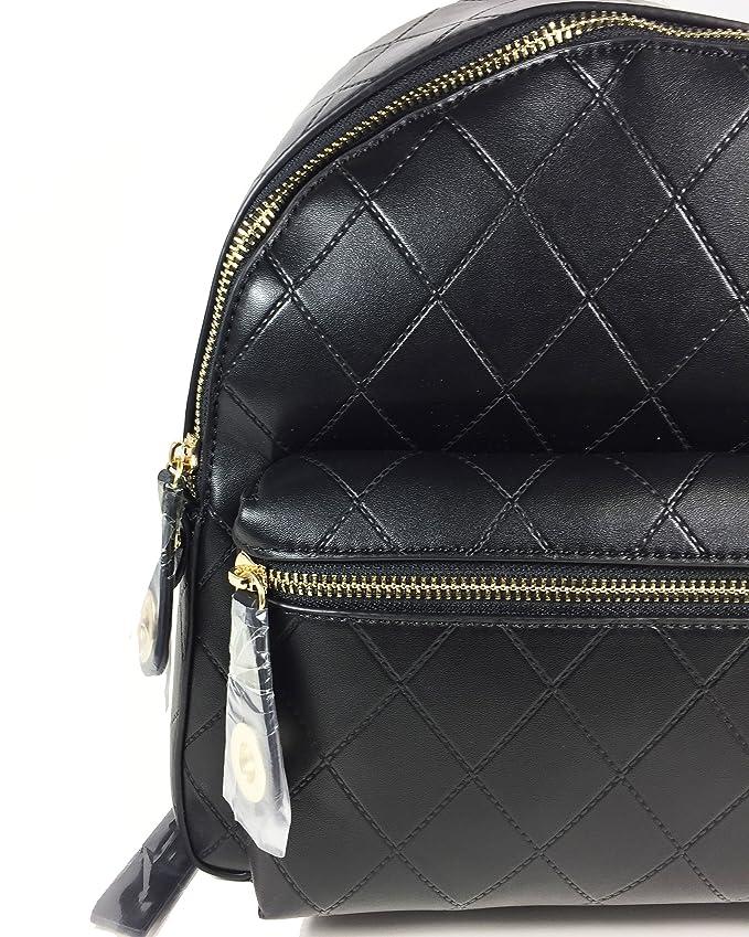 Zara - Bolso mochila para mujer negro negro M: Amazon.es: Ropa y accesorios