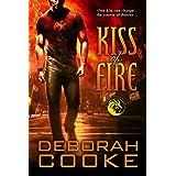 Kiss of Fire: A Dragon Shifter Romance (The Dragonfire Novel Book 1)