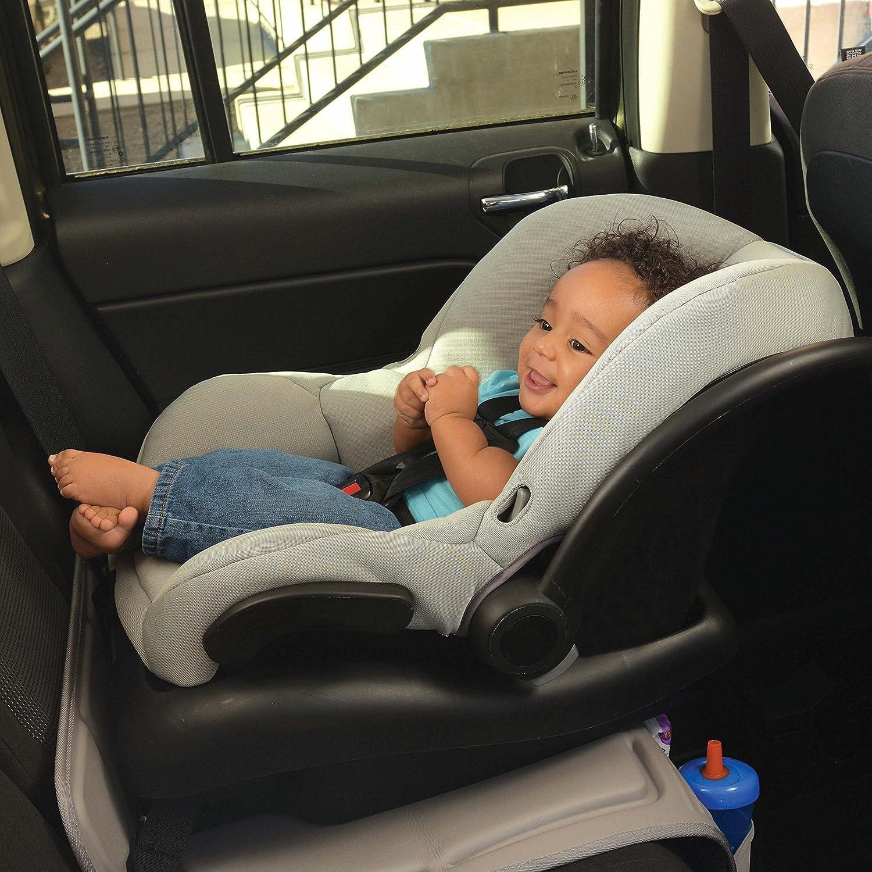alpha-ene.co.jp Baby Automotive Seat Protector Grey Travel Bug ...