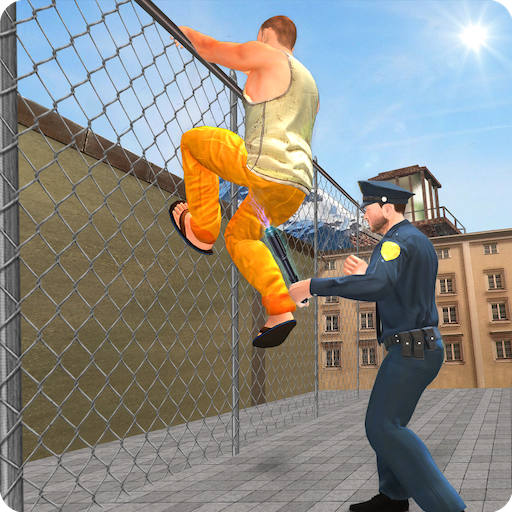 Prison Escape Hard Time Police Survival Simulator Mission: Prisoner Jail Breakout In Alcatraz Cell Thrilling Action Adventure Sim Games For Kids Free (Flight Cell)