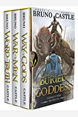 The Nesilia's War Trilogy: (Buried Goddess Saga Box Set: Books 4-6) Kindle Edition