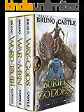 The Nesilia's War Trilogy: (Buried Goddess Saga Box Set: Books 4-6)