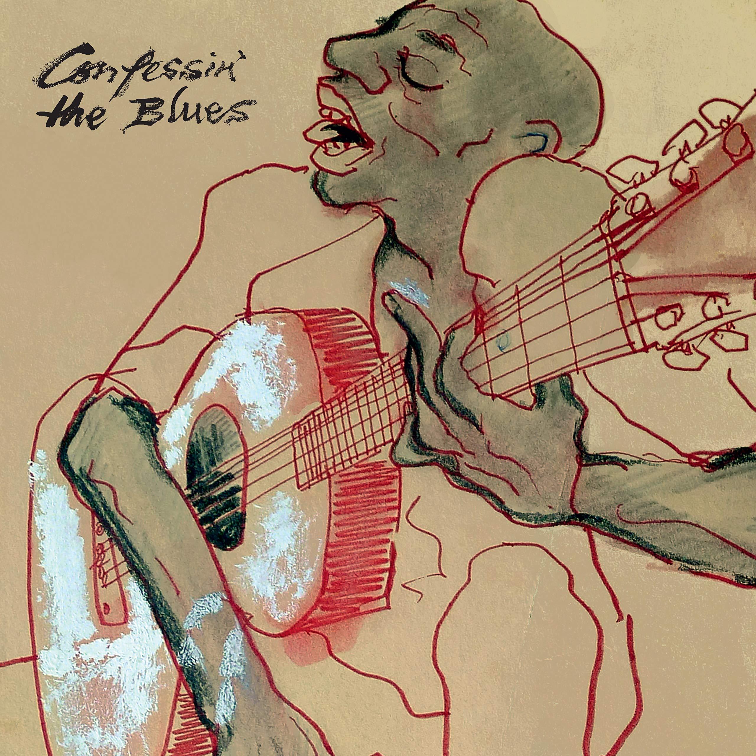 CD : Confessin' the Blues - Confessin' The Blues (CD)