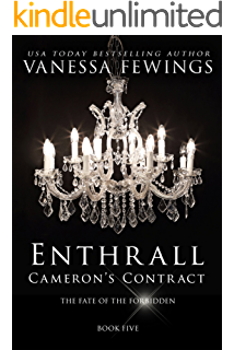 Cameron's Control (Book 4) (Enthrall Sessions) - Kindle edition by