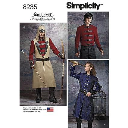 Amazon Simplicity Creative Patterns US40BB 40 Simplicity New Costume Patterns