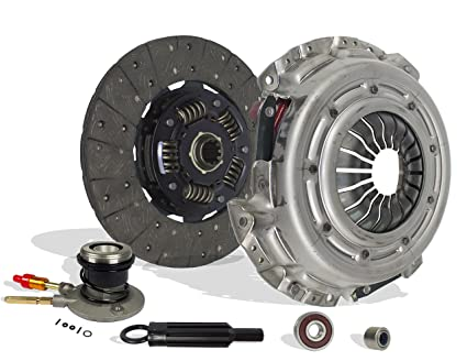 Clutch And Slave Kit Set Works With Chevy S10 T10 Blazer Sonoma HombreGMC Savana 1500 LS