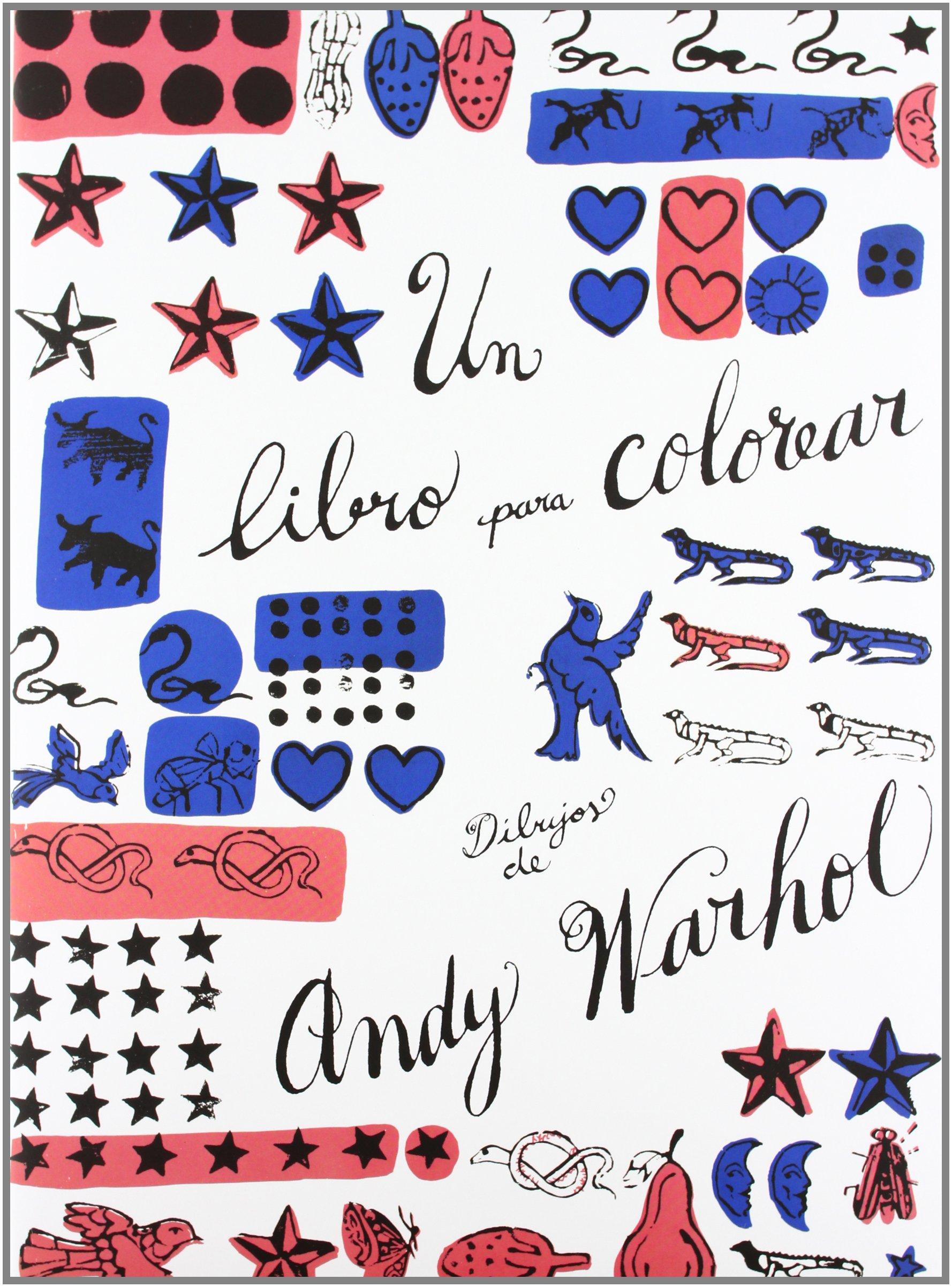 Un libro para colorear. Dibujos de Andy Warhol Los cuentos de la ...