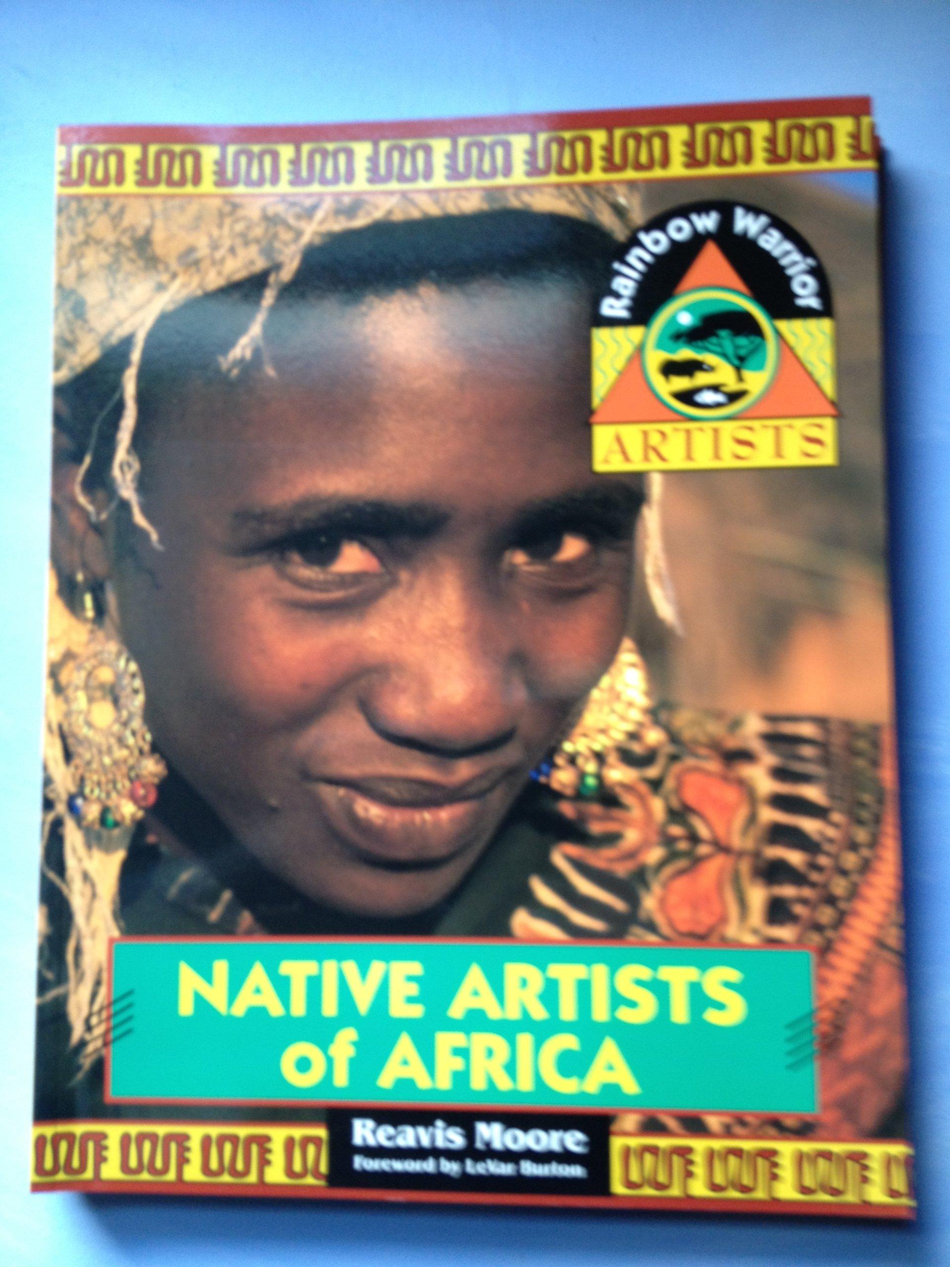 Native Artists of Africa (Rainbow Warrior Artists)