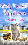 Emily Mansion Old House Mysteries: Book 1 - 5