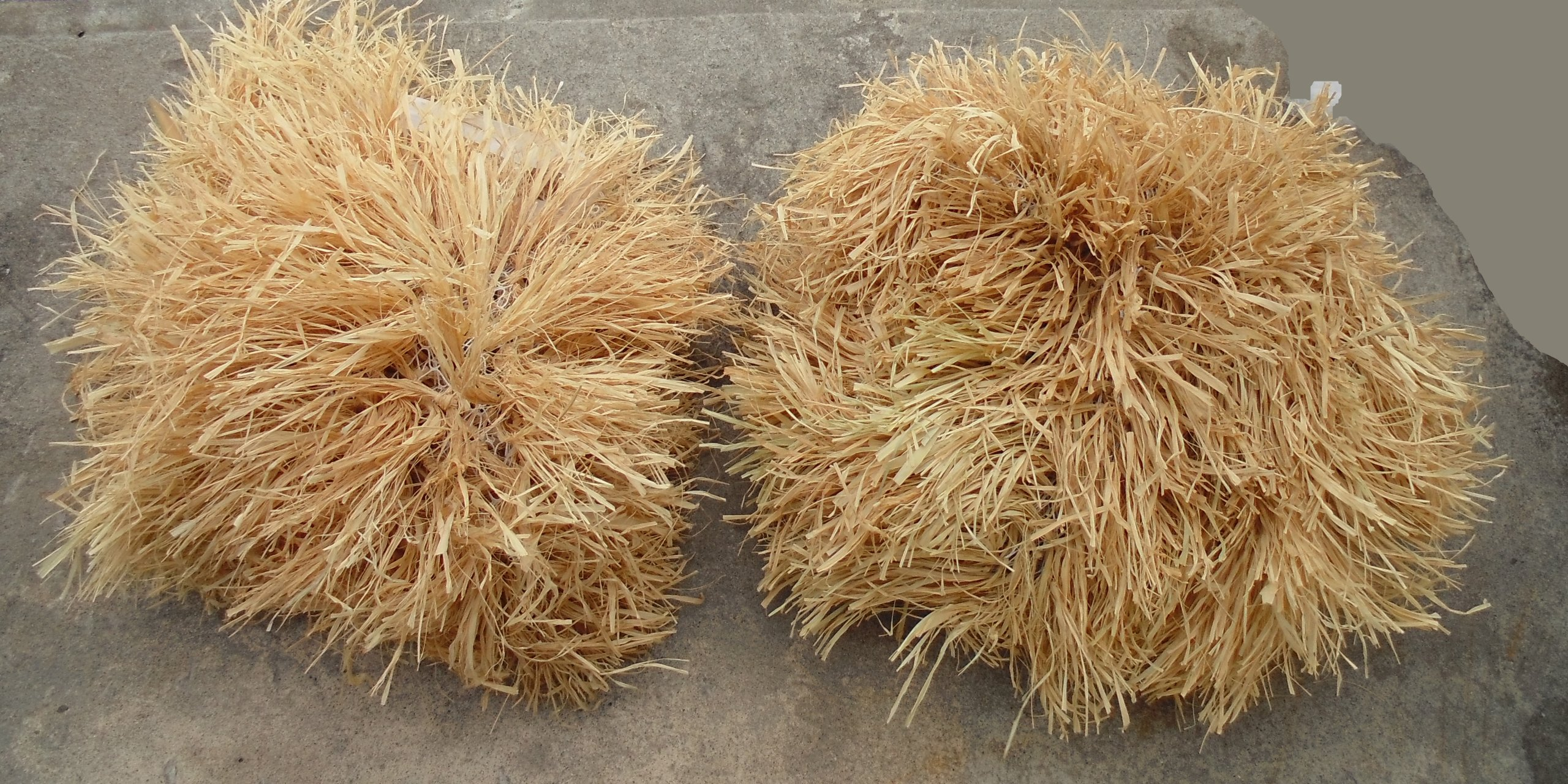 Straw Ghillie Suit, extra light, waist size 29-41'' (74-104 cm) by shop1234 (Image #2)