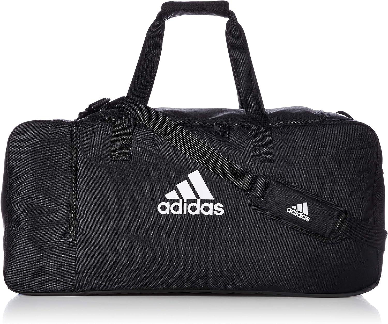 adidas DQ1067, Sacs à dos mixte adulte, Noir (Negro/Blanco), 70 x 32 x 32 cm