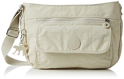 e8561641a1e3 Kipling Womens Syro Bp Cross-Body Bag Dazz Cream  Amazon.co.uk ...