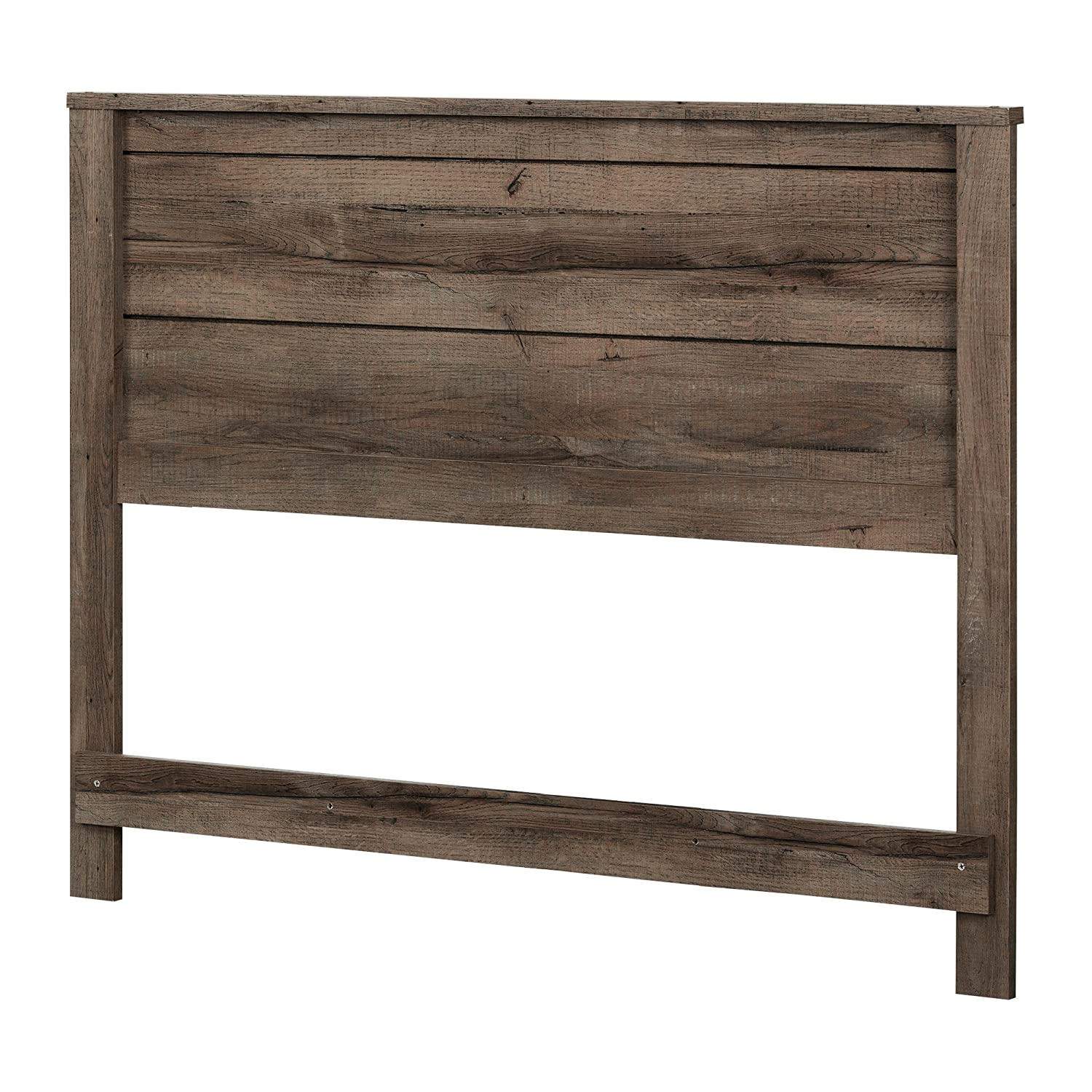 South Shore Furniture 11925 Headboard, Full, Fall Oak