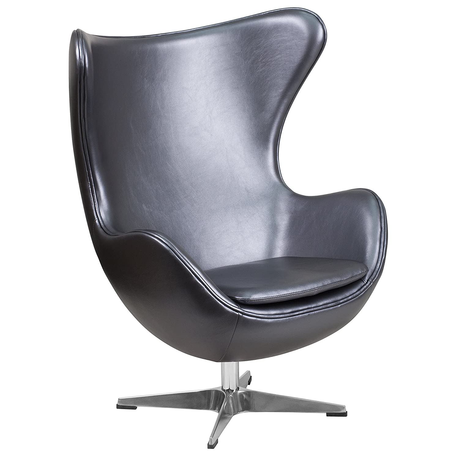 17 Best Modern Office Chairs Without Wheels Minimalist