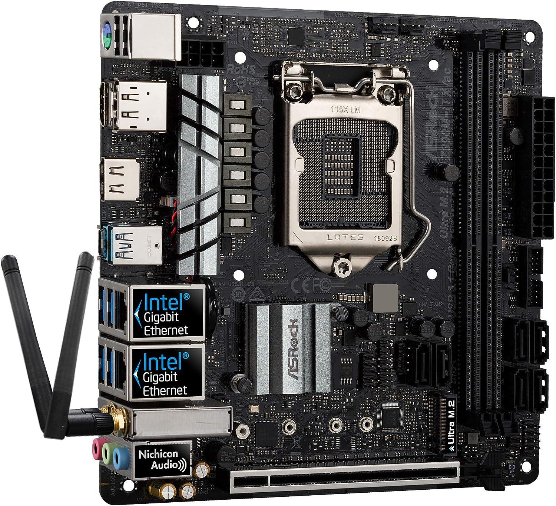 Z390M-ITX//AC ASRock Motherboard
